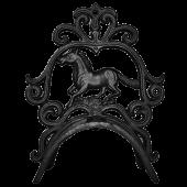 Сувенир Вешалка для уздечки 6371