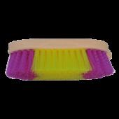 Щетка НКМ с синтетической щетиной цветная 6588
