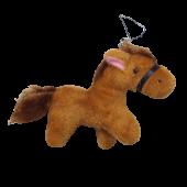 Брелок Лошадь мягкая 3026