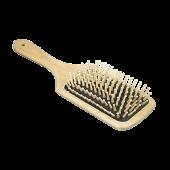 Расческа деревяная для гривы и хвоста Horze