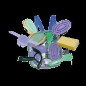 Набор щеток НКМ ( 6 предметов) 6417