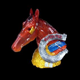Конь/подковой/голова (16*10см)7086