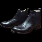 Ботинки кожаные Ф