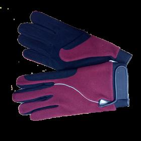Перчатки 2-х цветные