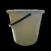 Ведро 15 л б/крышкиМП+(10) мраморное