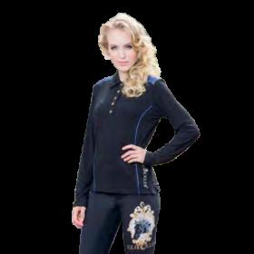 Рубашка НКМ 5283 POLO с длинными рукавами