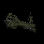 Узда тесьмяная ЛРТ-25