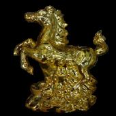 Конь/золото/дыбах/деньгах 20х18см 18072