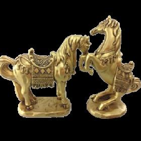 Лошадь/бронза 15см 21929