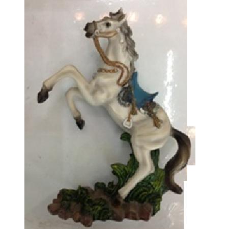 Конь/подар./дыбах 16см 7041