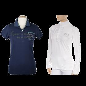 Кофты, футболки и рубашки