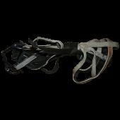 Узда сыромятная комбинированая (лента)