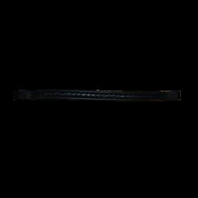 Ремень налобный проплет. косичкой с подложкой БГ