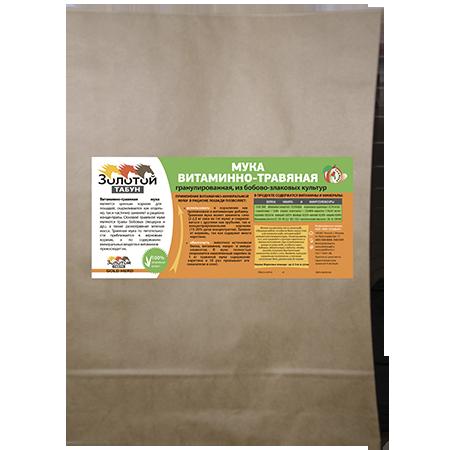 Мука витаминно-травяная 20 кг