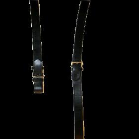 Повод кожаный 12 -14 мм Кр