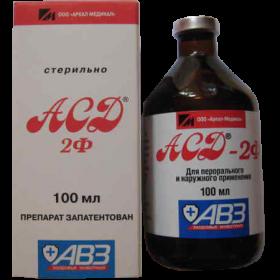 АСД-2 100 мл
