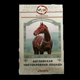 Английская чистокровная лошадь (М.Ю.Суетина)